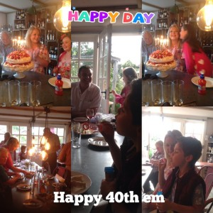 Happy 40th Birthday Emma!